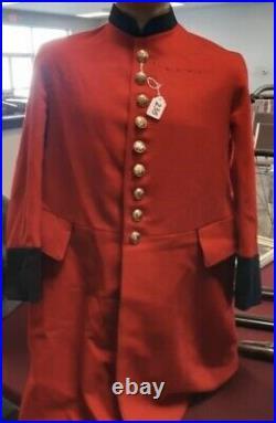 Civil War Confederate Artillery Officers Jacket Coat WORN IN MOVIE GETTYSBURG