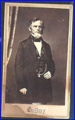 Civil War Confederate General Gideon Pillow Fort Donelson