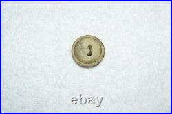 Civil War Confederate Infantry I Lined Button
