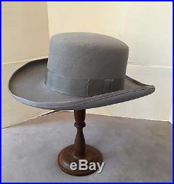 Civil War Confederate Officer Slouch Hat Custom Made In USA