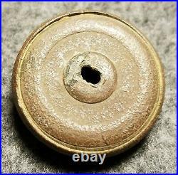 Civil War Confederate Officer's Button CS 23. Dug Amelia, Va. 22mm