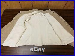 Civil War Confederate Shell Jacket Sz. 40