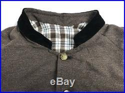 Civil War Confederate Shell Summertime Jacket Size 46-48 Wool Summer