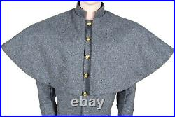 Civil War Confederate Soldier's Great Coat -All Sizes Available
