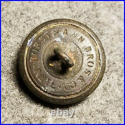 Civil War Confederate South Carolina Button 23mm SC 15 B Gloucester, Va