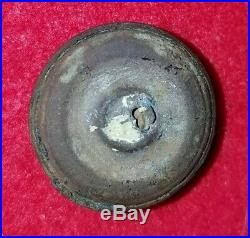 Civil War Confederate Staff Officer's Button Dug Brandy Station, Va 21mm