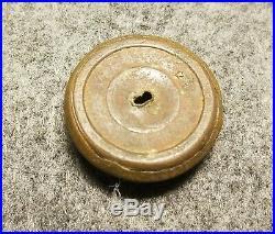 Civil War Confederate Virginia Button VA 22 23mm Rappahannock Station, Va