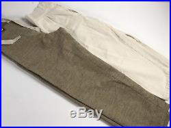 Civil War Confederate Wool Pants Trousers size 32 with suspenders
