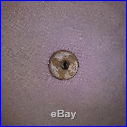 Civil War Confederate button found at Resaca Georgia