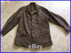 Civil War Reenactor Civilian/Campaigner/Confederate Sack Coat. Size 48