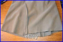 Civil War reenactor Confederate officer frock coat size L wool Jarnigan uniform