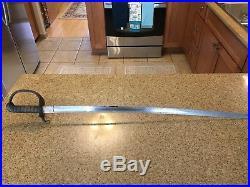 Civil war sword confederate