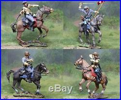 Collectors Showcase CIVIL War Confederate Cs00777 Mosby's Mounted Captain Mib