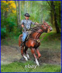 Collectors Showcase CIVIL War Confederate Cs01013 Mosby's Rangers Shotgun Mib