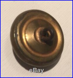 Confederate Army Officers Civil War Local Coat Button