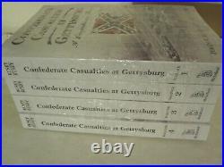 Confederate Casualties at Gettysburg A Comprehensive Record