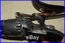 DENIX REPLICA 1855 Civil War Confederate LeMat. 41 Gun NON-FIRING COSTUME PISTOL