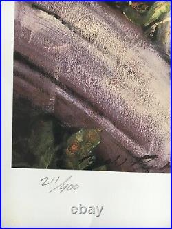 Don Prechtel Slightly Damaged Kershaws BrigadeConfederate, Civil War Art