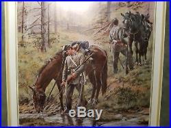 Don Troiani 1st North Carolina Cavalry 1861 Civil War Prints Confederate Soldier