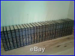 EASTON PRESS LIBRARY OF THE CIVIL WAR 26 Volumes Leather Rare Confederate Union