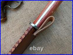 Forged Bowie Confederate CIVIL War Fight Knife Cowboy Montain Man Sheffield Edc
