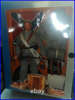 GI Joe Civil War Army of Virginia 1861 Confederate Soldier NEW in Box Classic