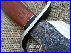 Gaucho Knife Forged Bowie Confederate CIVIL War Combat Cowboy Montain Man