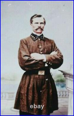 General Simon Bolivar Buckner Confederate Civil War Army Commander Autograph
