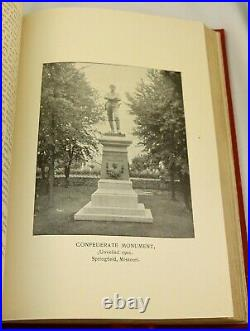 HISTORY OF THE CONFEDERATED MEMORIAL OF THE SOUTH 1904 Civil War Monuments