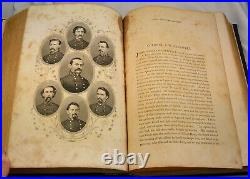 HISTORY OF THE FIRST KENTUCKY BRIGADE 1868 Civil War Military Confederates