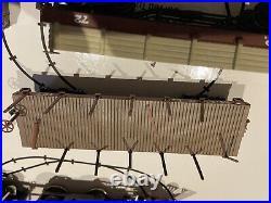 HO BACHMANN ELECTRIC TRAIN SET American Civil War Confederate EZ Track 00630