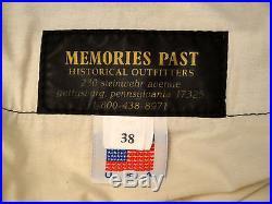 Handmade Civil War Reenactment Confederate Artillery Sargent Major Pants