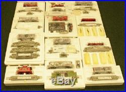 Hawthorne Village Civil War Confederate Express HO Scale Train Set (12 pieces)