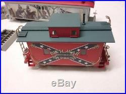Hawthorne Village Civil War Confederate Train Set Accessories Large Lot