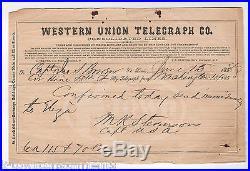JOHN S. BOWEN CSA CONFEDERATE CIVIL WAR GENERAL AUTOGRAPH SIGNED LETTER 1857