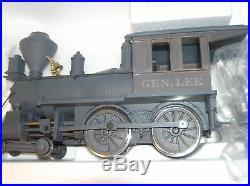 Kalamazoo Trains G Scale, Ltd. Edition Civil War Confederate Set S 242, Runs MIB