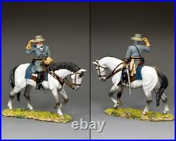 King & Country CIVIL War Cw106 Confederate General Robert E. Lee