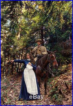 La Belle Rebelle John Paul Strain Civil War Print Confederate Spy Belle Boyd