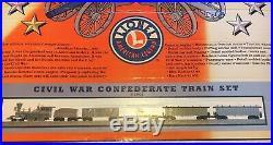 Lionel CIVIL War Confederate Train Set