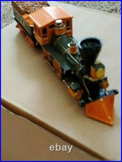 MANTUA HO Civil War Series Custom Painted Confederate Hospital Train Cloned TYCO