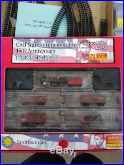 MTL 993 01 210 N Scale Civil War 150th Anniversary Confederate Train Set NIB