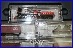 Micro-Trains Civil War Commemorative 150th Ann. Confederate Train Set N Scale