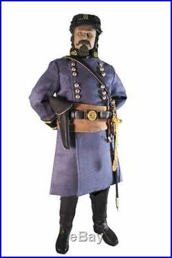 Mohr Toys 1/6 Scale 12 American Civil War Confederate General George Pickett