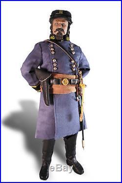 Mohr Toys 1/6 Scale 12 American Civil War Confederate George E. Pickett Figure