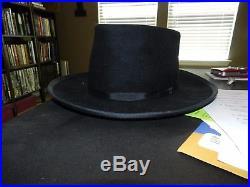 New Civil War Federal / Confederate / Civilian Slouch Hat- Campaigner Grade