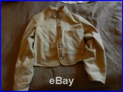 New Repro. Civil War Campaigner Grade Confederate Commutation Jacket