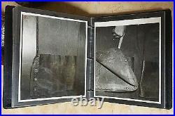 ORIGINAL CIVIL WAR CONFEDERATE UNIFORM REFERENCE PHOTO ALBUM c1960's