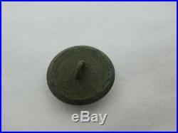 Original Civil War Dug Confederate Block Letter A Artillery Coat Button