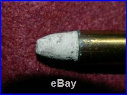 RARE Civil War 37 cal Maynard Carbine Cartridge Confederate