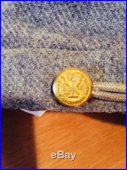 RARE Civil War Confederate Veterans UCV South Carolina Kepi With Insignia/Buttons